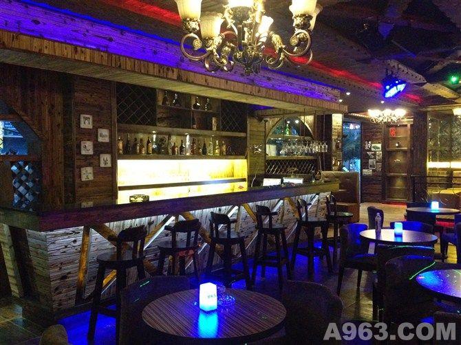 mxs英伦复古酒吧 - 室内设计 - 第2页 - 王伟设计作品