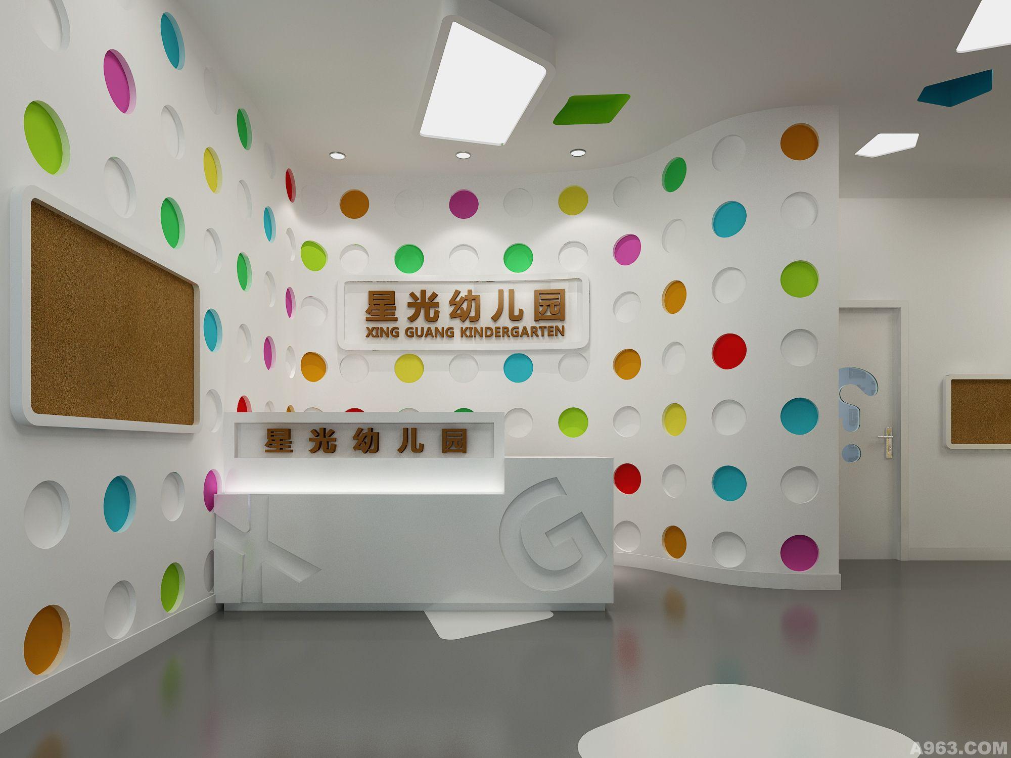 星光幼儿园 - 文化空间 - 第4页 - 王俊宝设计作品案例