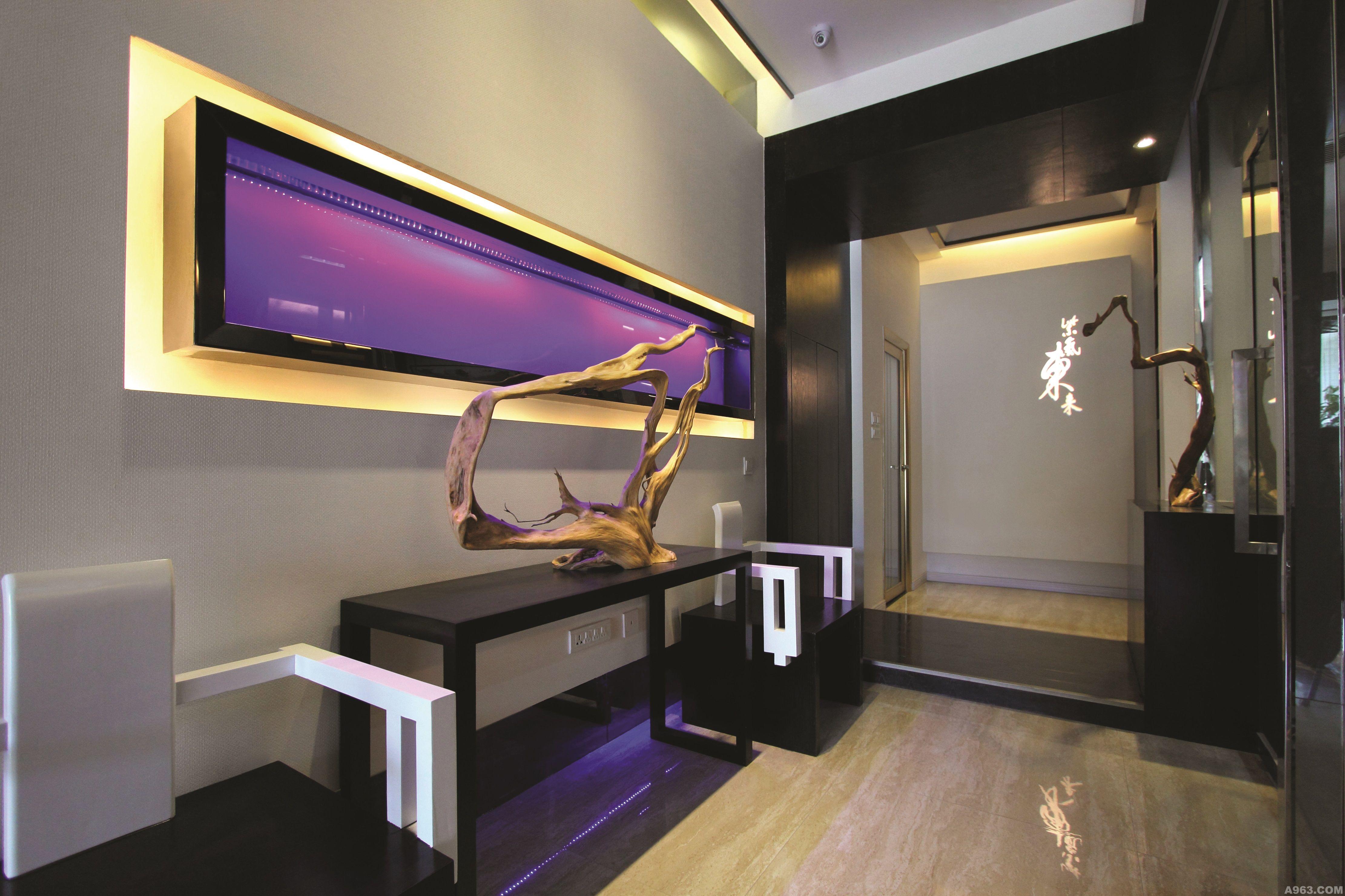 海派典尚办公室空间设计 - 办公空间 - 西安室内设计