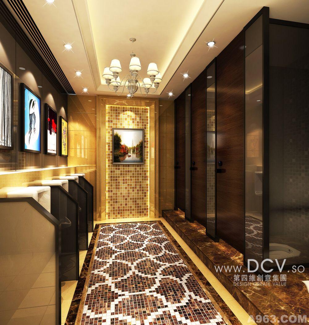 西安商业商场室内设计—府谷金三角购物广场 购物中心