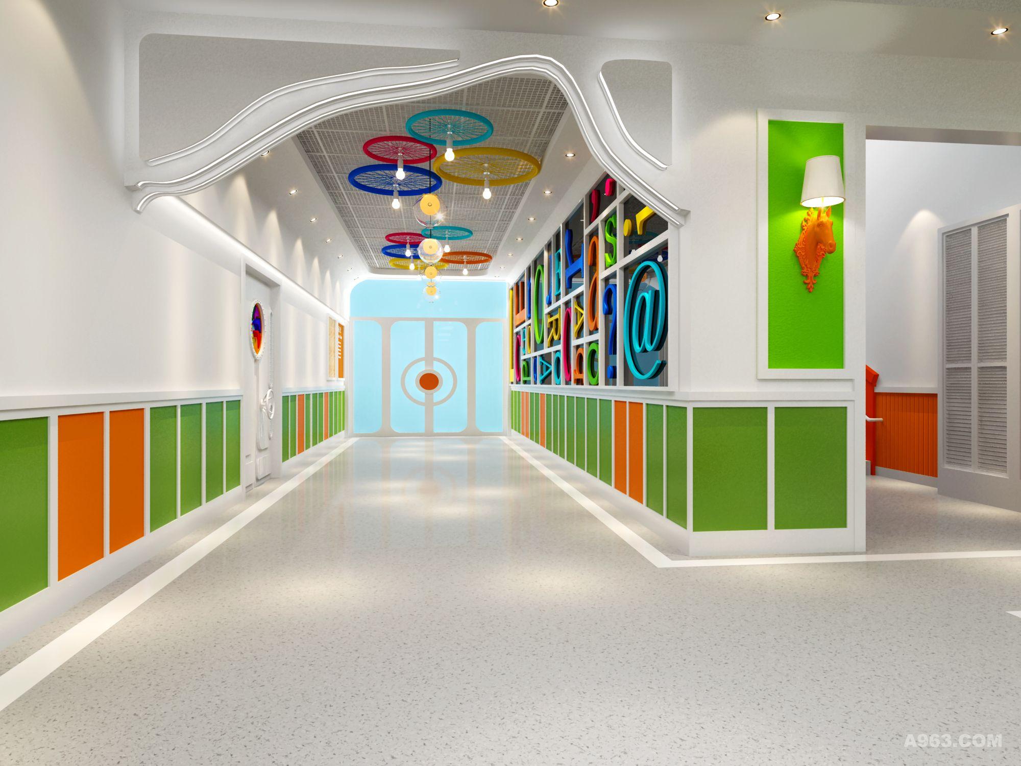 幼儿园设计 小剑桥幼儿园