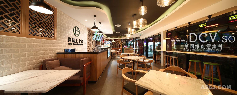 西安餐厅设计 真味上上签特色创意主题餐厅说明