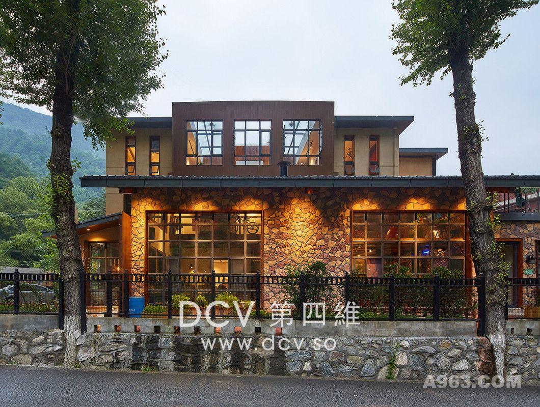 西安周邊最美民宿酒店設計-97號motel動車驛站美式鄉村主題客棧(商洛