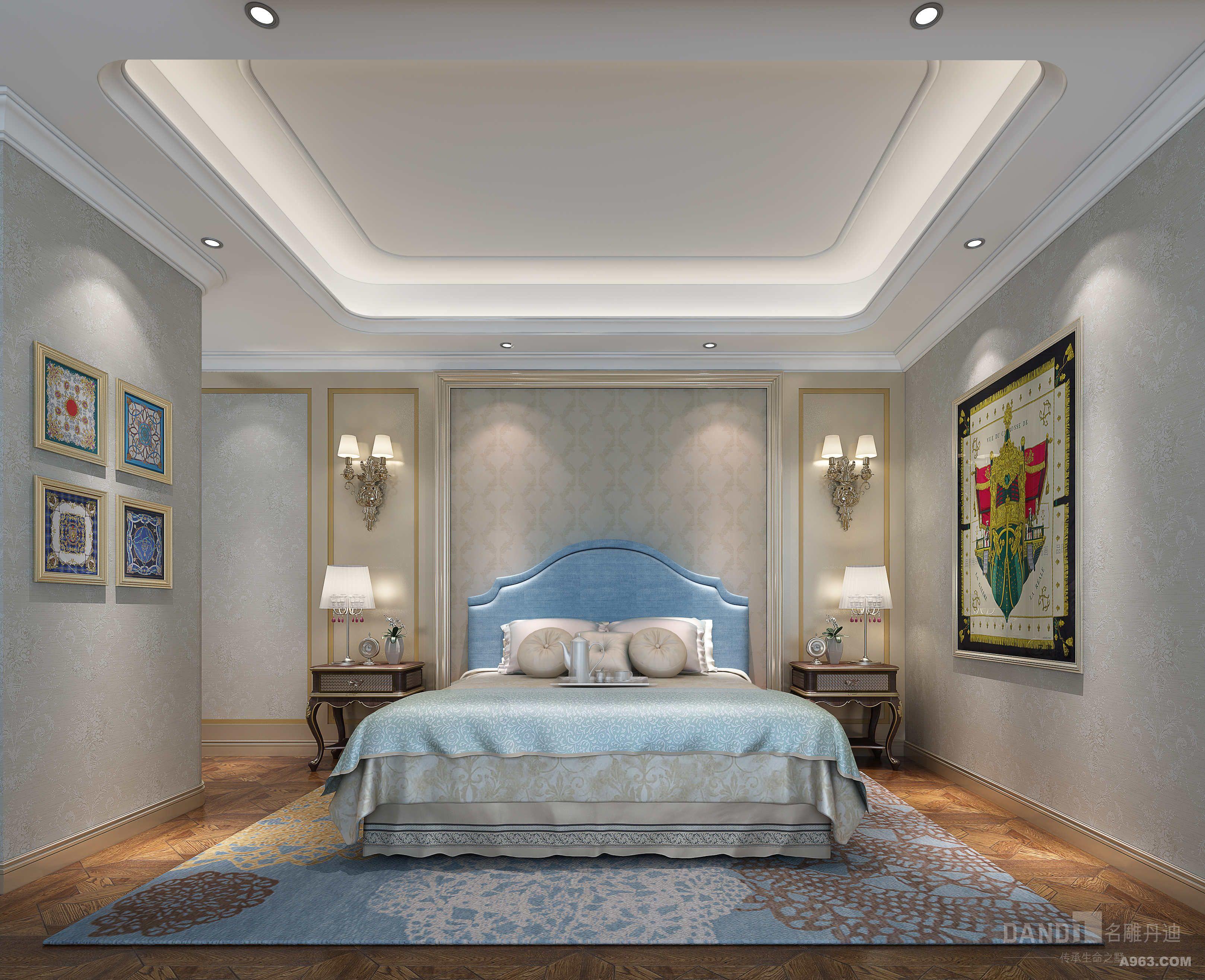 别墅斜屋顶做卧室